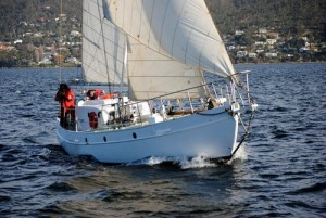 Historic Yacht Westward (photo by Peter Campbell ©)